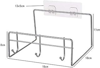 de bain Support d'angle de salle pour salle de bain Support de rangement Titulaire Anti Rouille De Stockage De Salle De Ba...