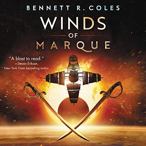 Winds of Marque audiobook cover art