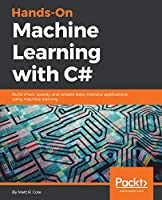 Hands-On Machine Learning with C# Front Cover