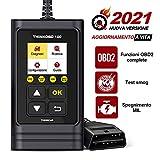 thinkcar Scanner THINKOBD 100 OBD2, Lettore di Codici Auto OBD2 / EOBD con funzioni OBD2 Complete. Controllare Il Lettore di codice del Motore Strumento diagnostico per Auto automobilistiche