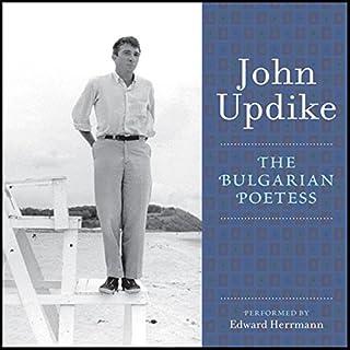 The Bulgarian Poetess audiobook cover art