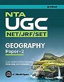 NTA UGC Net JRF & SET Geography Paper II