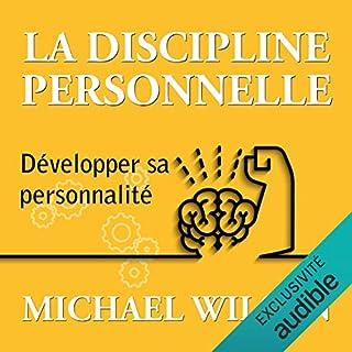 Couverture de La discipline personnelle