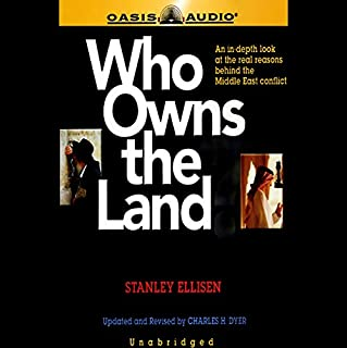 Who Owns the Land? audiobook cover art