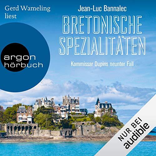 Bretonische Spezialitäten audiobook cover art