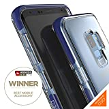 Gear4 Piccadilly for Galaxy S9 Blue Coque