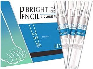 TOOGOO Nail Treatment Toenail/Fingernail Solution Stop Nail Care Fungal Pen Nail Repair Cream Gel