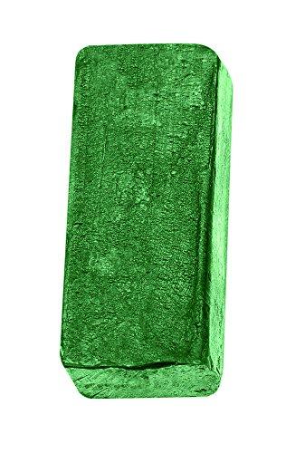 Glorex Cosmétique Dye Teinture Savon, Neutre, 5 x 7/8 x 1.5 cm, Vert, 5 x 2,2 x 1,5 cm