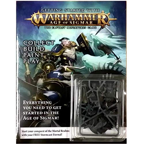 Warhammer Getting Started with Age of Sigmar (New)
