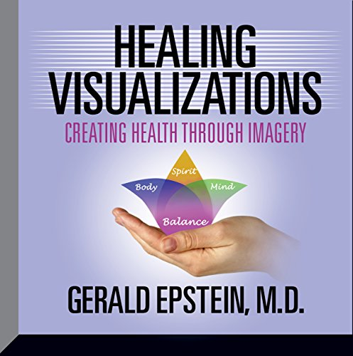 Healing Visualizations audiobook cover art