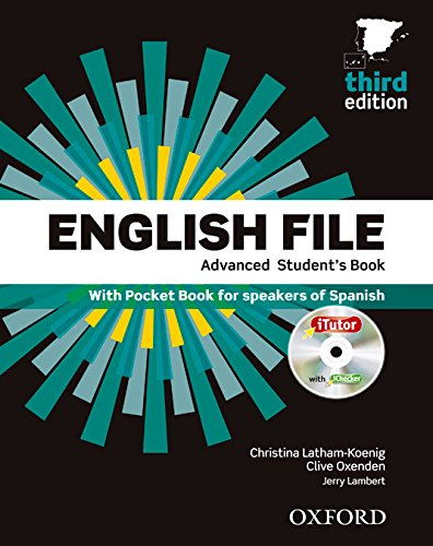 English File 3rd Edition Advanced. Student's Book + Workbook with Key Pack (English File Third Edition)