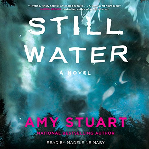 Still Water audiobook cover art