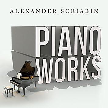 Alexander Scriabin: Piano Works