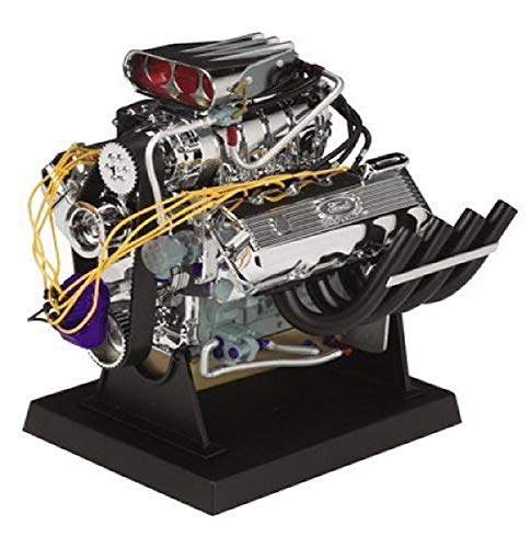 Liberty Classics 84029 Ford Top Fuel Dragster Engine 1/6 Scale, Multi
