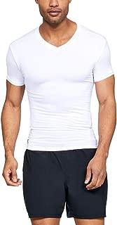 Men's HeatGear Tactical V-Neck Compression Short Sleeve T-Shirt