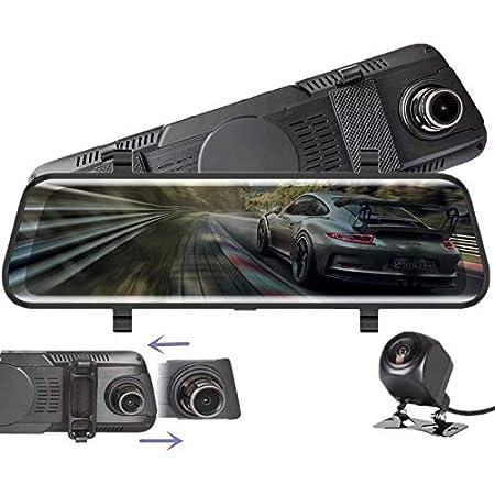 Dashcam Visgogo Autokamera 10 Zoll Touch Screen Elektronik