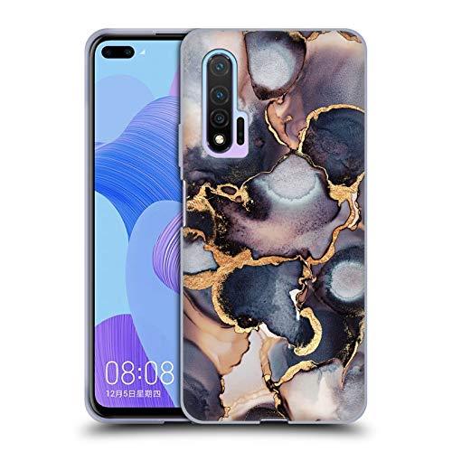 Head Case Designs Oficial Elisabeth Fredriksson Tinta de ensueño Brillos Carcasa de Gel de Silicona Compatible con Huawei Nova 6 / 5G