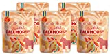 Candy People Dala Horse Gummy Candy 4 Ounce - Non-GMO Gluten-Free Swedish Candy Gummies (5 Pack)