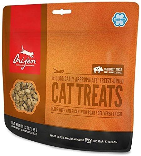 Orijen Wild-Roaming Boar Freeze-Dried Cat Treats