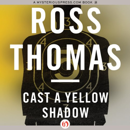 Cast a Yellow Shadow cover art