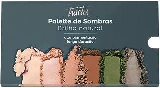 Paleta Sombras Sexteto Brilho Nat., Tracta