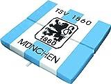 TSV 1860 München Klappkissen Fahne by 1860 München