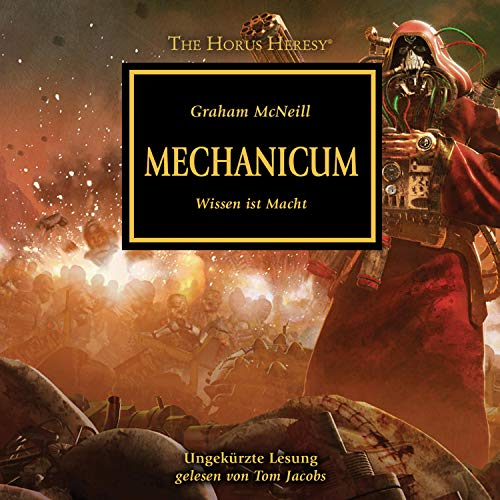 Mechanicum (German edition) cover art