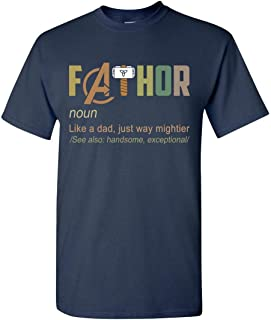 Fathor Funny Vintage Trending Awesome Gift T-Shirt