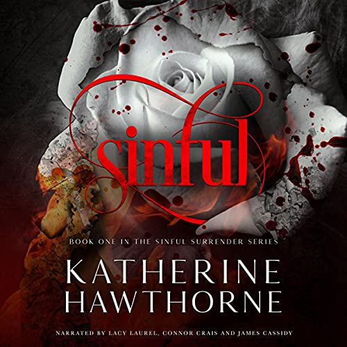 Sinful Audiobook By Katherine Hawthorne cover art