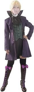 Miccostumes Women's Alois Trancy Cosplay Costume