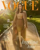 Angelina Jolie - Vogue Magazine Uk March 2021 British Edition #1