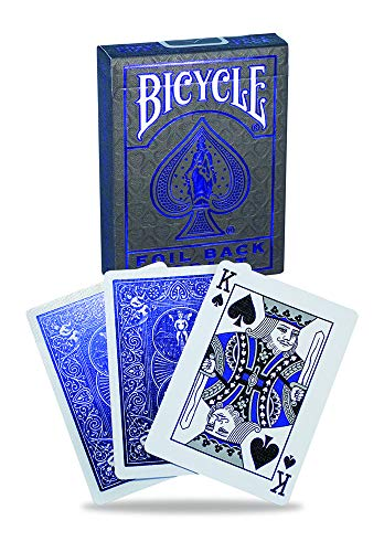 Bicycle Metalluxe Blue Playing Card…
