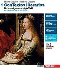 Scaricare Libri ConTextos literarios. Per le Scuole superiori. Con e-book. Con espansione online [Lingua spagnola]: 1 PDF