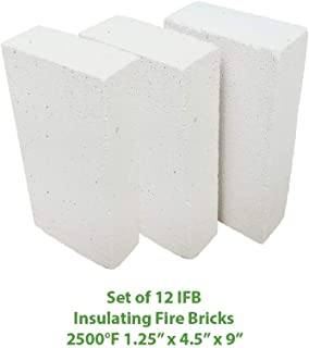 refractory bricks for pizza oven