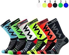 ZFLAMER Professional Brand Sport Socks Breathable Road Bicycle Socks Outdoor Sports Racing Cycling Socks Footwear