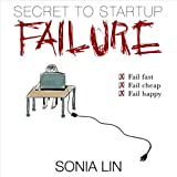 book cover art for Startup Failure by Sonia Lin