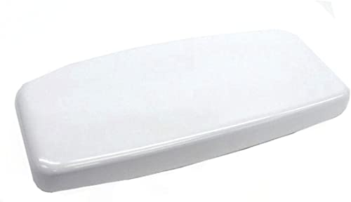 2021 Toto TCU743CR#01 Toilet Tank Lid with online discount G-Max Sticker for Drake Toilet outlet sale