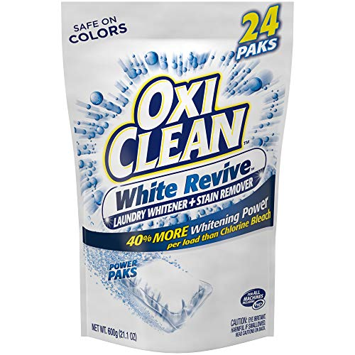 Product Image of the OxiClean White Revive Paks
