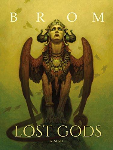 Lost Gods: A Novel (English Edition)