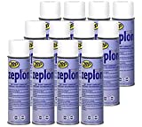Zeplon Heavy-Duty Dry Spray Lubricant 11 Ounce 27601 (Case of 12) - This Product is for Business Customers Only