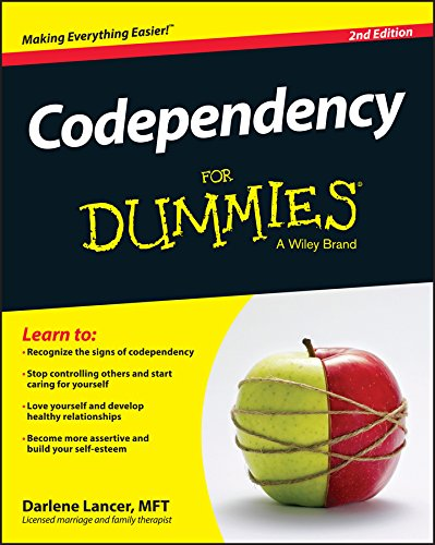 Codependency For Dummies (English Edition)
