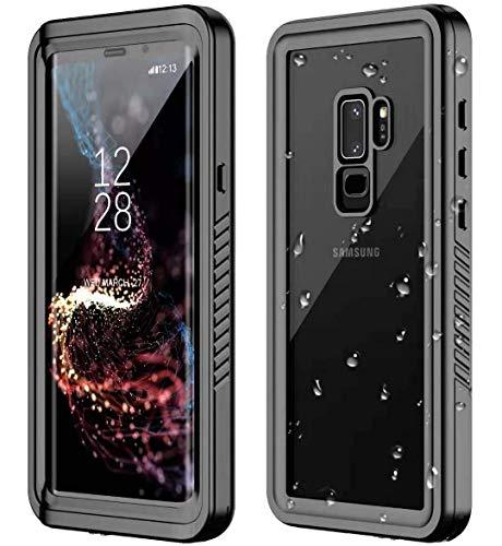 ANTSHARE Samsung Galaxy S9 Plus Waterproof Case,S9 Plus Case Built in...