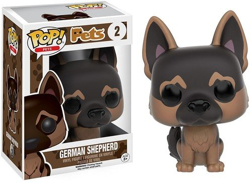 Funko POP 11053 Pets German Shepherd Action Figure