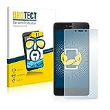 BROTECT Schutzfolie kompatibel mit Elephone S2 Plus (2 Stück) klare Bildschirmschutz-Folie