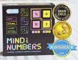 Kitki Mind Your Numbers Math Game Number Fun with Addition Subtraction...