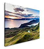 Paul Sinus Art Schottland Panorama 40 x 60 cm Inspirierende
