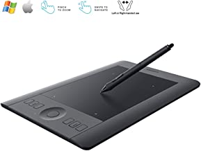 Wacom Intuos Pro Pen and Touch Small Tablet - Renewed