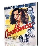 Große Casablanca montiert Leinwand Galerie Stil 50,8x