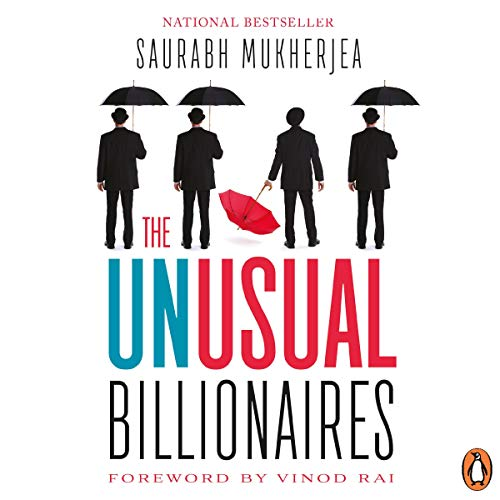 The Unusual Billionaires cover art