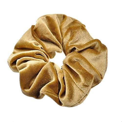TSEINCE 10 stks/partij Zachte Hoofdband Haar Rubber Paardenstaart Donut Grip Loop Houder Stretchy Haarband Haarbanden Accessoires